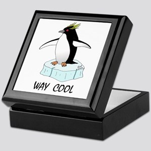 Rockhopper Keepsake Box