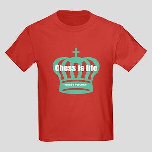 Fischer Life Kids Dark T-Shirt
