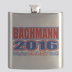 Bachmann President 2016 Crazy Back Flask