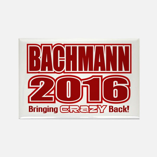 Bachmann President 2016 Crazy Back Rectangle Magne