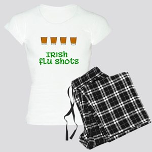 Irish Flu Shots Women's Light Pajamas
