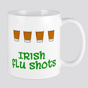 Irish Flu Shots Mug