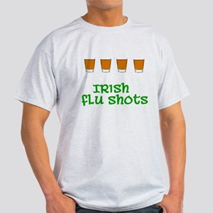 Irish Flu Shots Light T-Shirt