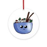 Chibi Pho v2 Ornament (Round)