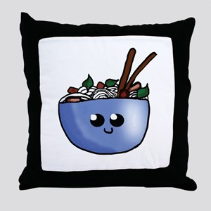 Chibi Pho v2 Throw Pillow