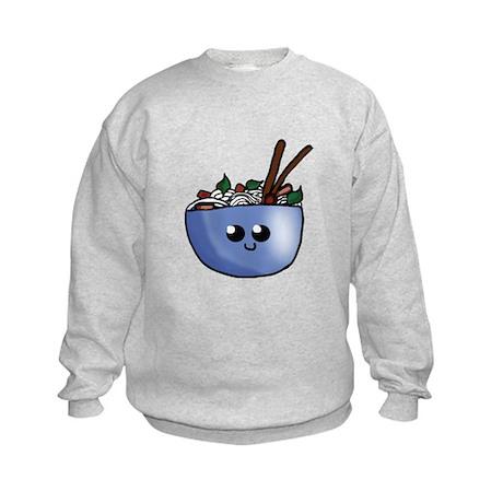Chibi Pho v2 Kids Sweatshirt