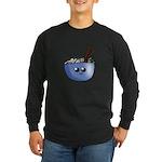 Chibi Pho v2 Long Sleeve Dark T-Shirt