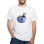 Chibi Pho v2 White T-Shirt