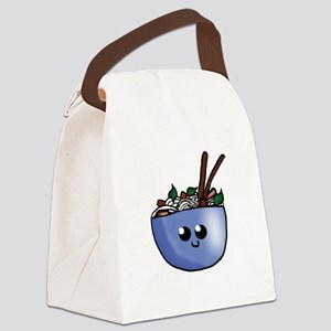 Chibi Pho v2 Canvas Lunch Bag