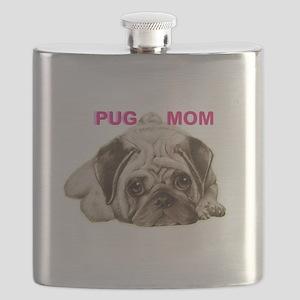 pug mom Flask