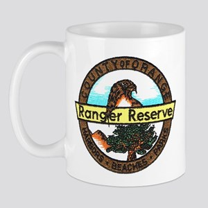 Orange Ranger Reserve Mug