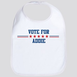 Vote for ADDIE Bib