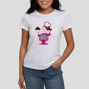 Cupcake Baker Women's T-Shirt