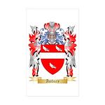 Astbury Sticker (Rectangle 50 pk)