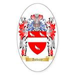 Astbury Sticker (Oval 10 pk)