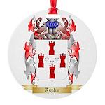 Asplin Round Ornament