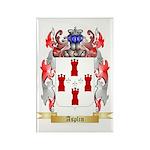 Asplin Rectangle Magnet (100 pack)