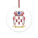 Asplin Ornament (Round)