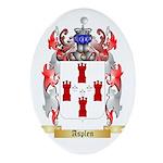 Asplen Ornament (Oval)