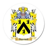 Aspinwall Round Car Magnet