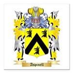 Aspinell Square Car Magnet 3