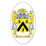 Aspinell Sticker (Oval 50 pk)