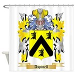 Aspinell Shower Curtain