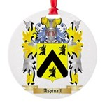 Aspinall Round Ornament