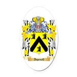 Aspinall Oval Car Magnet