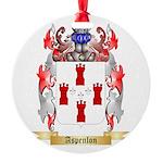 Aspenlon Round Ornament