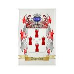 Aspenlon Rectangle Magnet (100 pack)