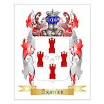 Aspenlon Small Poster