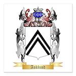 Asklund Square Car Magnet 3