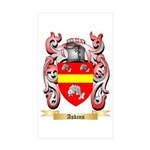 Askins Sticker (Rectangle 50 pk)