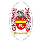 Askin Sticker (Oval 10 pk)