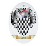 Askill Ornament (Oval)