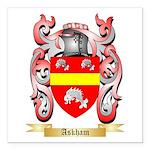 Askham Square Car Magnet 3