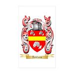 Askham Sticker (Rectangle 50 pk)