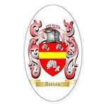 Askham Sticker (Oval 50 pk)