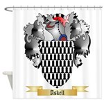Askell Shower Curtain