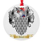 Askel Round Ornament