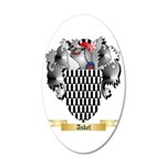 Askel 20x12 Oval Wall Decal