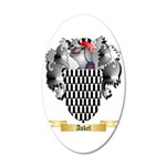 Askel 35x21 Oval Wall Decal