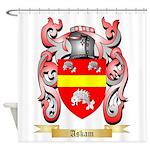 Askam Shower Curtain