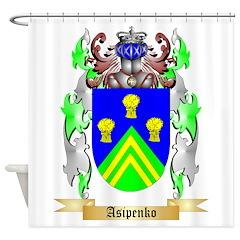 Asipenko Shower Curtain