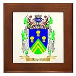 Asipenko Framed Tile
