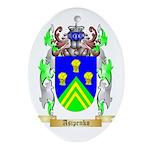 Asipenko Ornament (Oval)