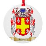 Ashworth Round Ornament
