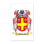 Ashworth 35x21 Wall Decal