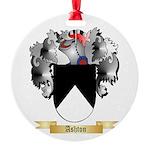 Ashton Round Ornament